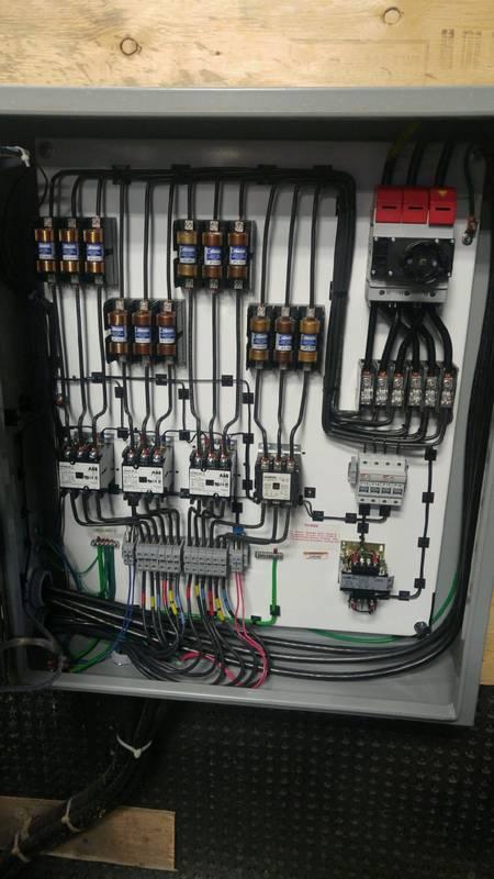 Control Panel (BAS)
