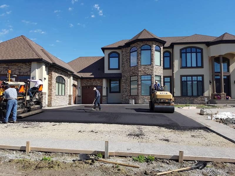Asphalt and Concrete Paving Contractors Calgary