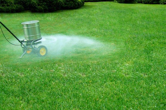Our weekly and biweekly lawn care services include seasonal fertilization