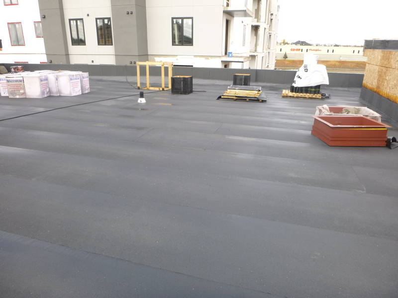 Commercial Flat Roofing