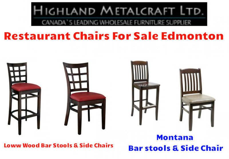 Restaurant Chairs For Sale Edmonton
