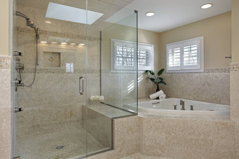 This shower cost the Customer ONLY $1,199!