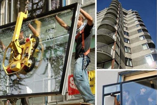 A1 Window Installation