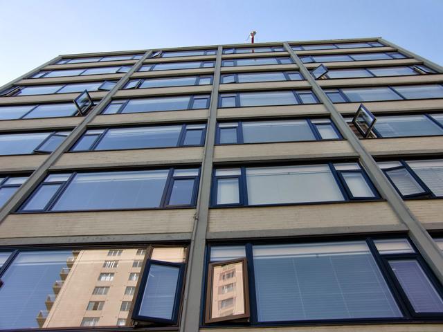 Highrise Windows
