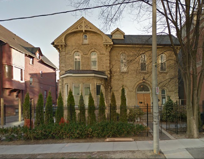 Heritage Home in Downtown Toronto