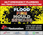 GTA Restoration - Water Damage and Mold Remediation Experts in Toronto