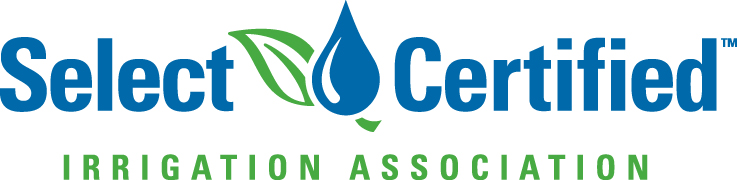 Our company employs certified irrigation professionals