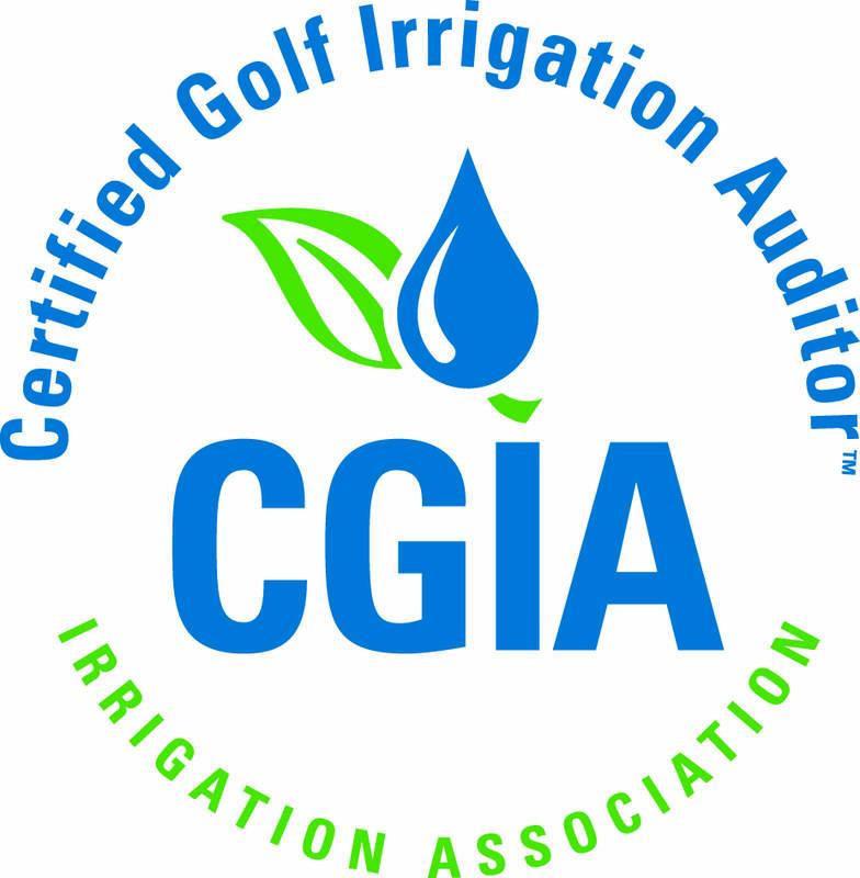 Certified Golf Irrigation Auditor