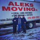 Aleks Moving Inc