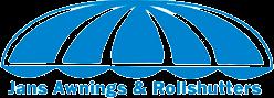 Jans Awnings & Rollshutters Logo