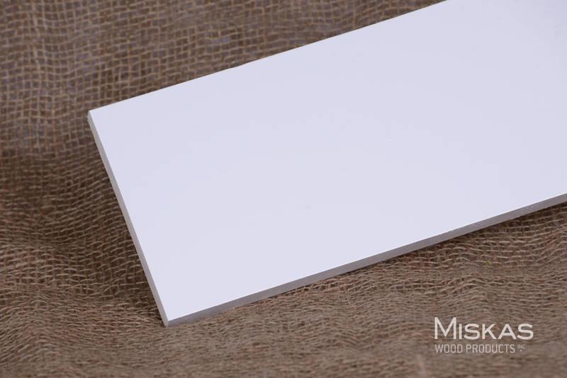 Straight Edge Trim (flat stock boards)