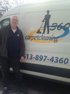 Ottawa Carpet Cleaning 360 - Matthew Macnab