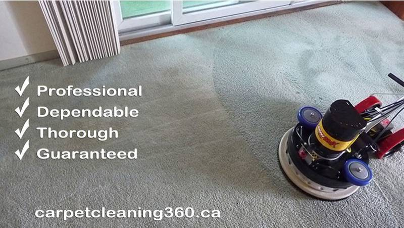 Ottawa Carpet Cleaning 360