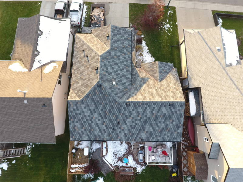 Crown Slate Impact Shingles