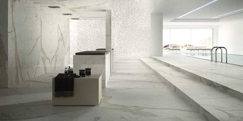 CALACATTA THIN PORCELAIN 5.5MM  36X72