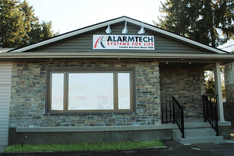 Alarmtech Office & Showroom