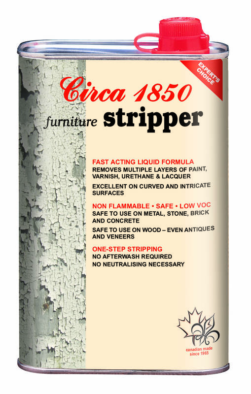 Circa 1850 Furniture Stripper