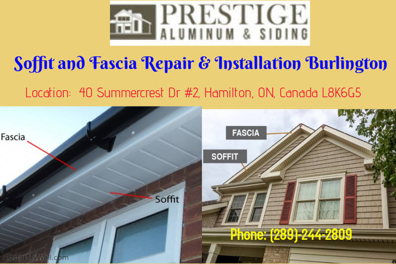 Soffit and Fascia Repair & Installation Toronto
