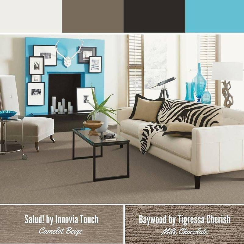 Innovia & Tigressa Cherish carpet